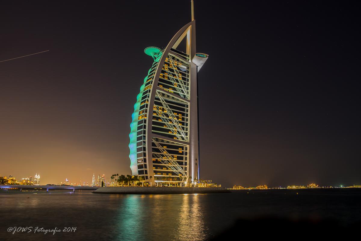 Urlaub in den Vereinigten Arabischen Emiraten