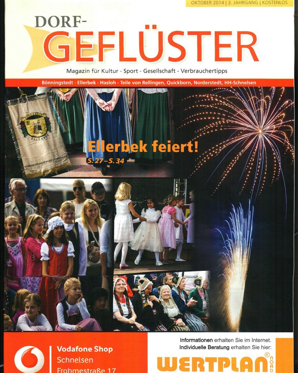 550-Jahr-Feier Ellerbek