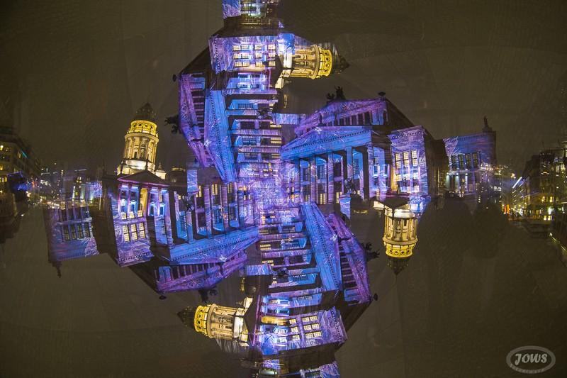Urbane Nachtfotografie-Ereignisse